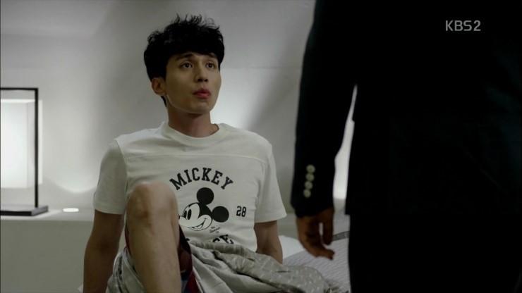 아이언맨 이동욱 티셔츠